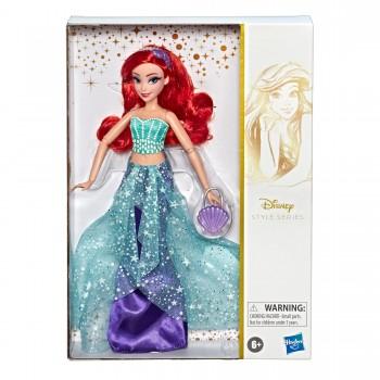 Кукла Принцесса Дисней Ариэль Стильные принцессы E8397