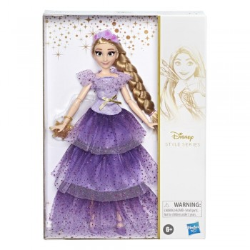 Кукла Принцесса Дисней Рапунцель Стильные принцессы E9059