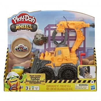 Игровой набор Play-Doh Wheels Погрузчик E9226