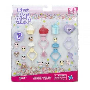 Набор Littlest Pet Shop 13 зефирных петов E0400