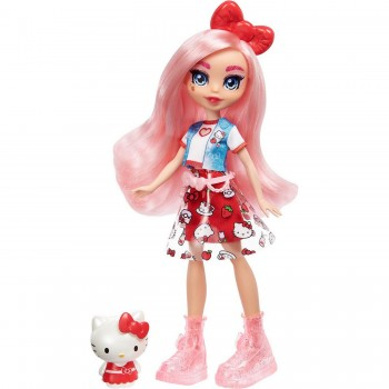 Кукла Hello Kitty Эклер с фигуркой GWW96