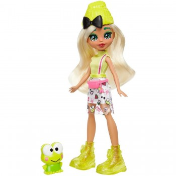 Кукла Hello Kitty Дэшлин с фигуркой GWW99