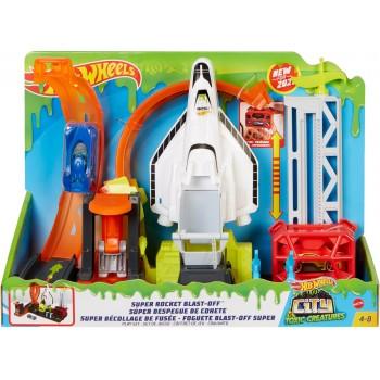 Набор Hot Wheels Запуск Супер Ракеты GTT75