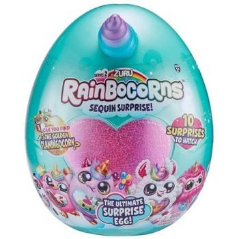 Игрушка сюрприз Rainbocorns 2 серия Панда