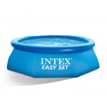 Бассейн надувной Intex 28106 Easy Set 244х61 см