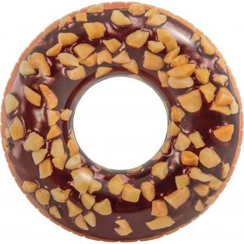"""Круг Intex 56262 """"Пончик в глазури"""" 114 см"""