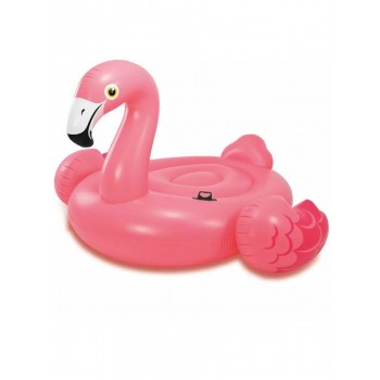 Плот надувной Intex 57558 Фламинго 142x137x97 см