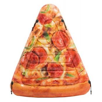 Надувной плавательный матрас Intex 58752EU Пицца 175x145см