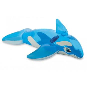 Надувная игрушка-плотик Intex 58523 Касатка 152x114 см