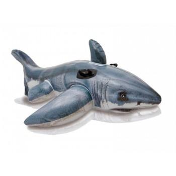 Надувная игрушка Intex 57525 Акула 173x107 см