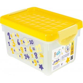 Ящик для игрушек Little Angel 5л