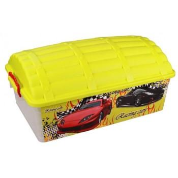 Ящик для игрушек Сундук 30л