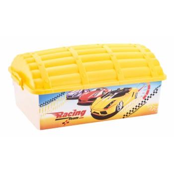 Ящик для игрушек Лидер 30л