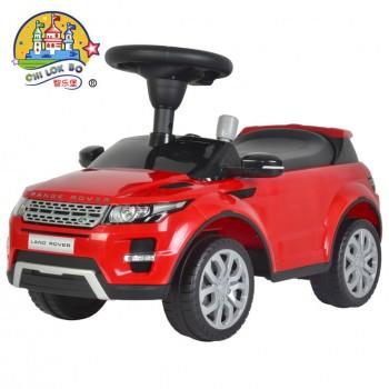 Машинка-каталка Chi Lok Bo Range Rover красный