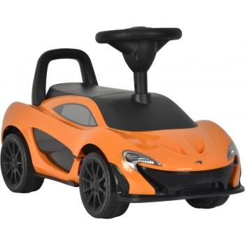 Машинка-каталка Chi Lok Bo McLaren оранжевый