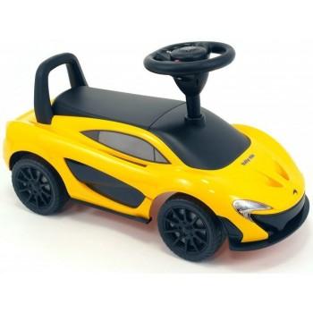 Машинка-каталка Chi Lok Bo McLaren желтый