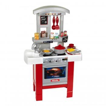 Детская кухня Miele Premier Klein 9106 (звук)