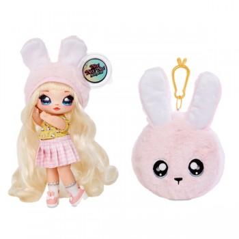 Мягкая кукла Na Na Na Surprise Обри Харт кролик