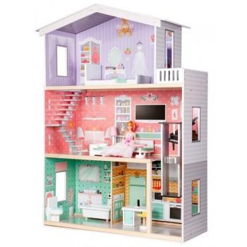 Кукольный домик Rainbow EcoToys 4128