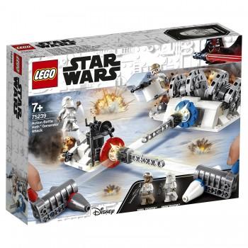 Lego 75239 Star Wars Разрушение генераторов на Хоте