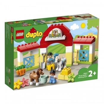 Lego Duplo 10951 Конюшня