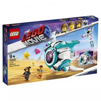 Lego Movie 70830 Падруженский Звездолёт Мими Катавасии