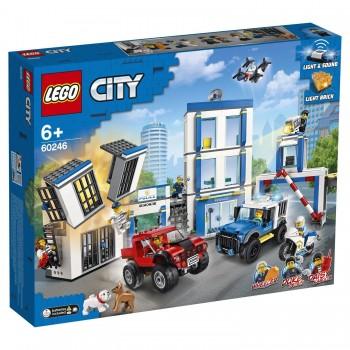 Конструктор Lego City Полицейский участок 60246