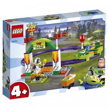 Lego Toy Story 10771 Аттракцион Паровозик