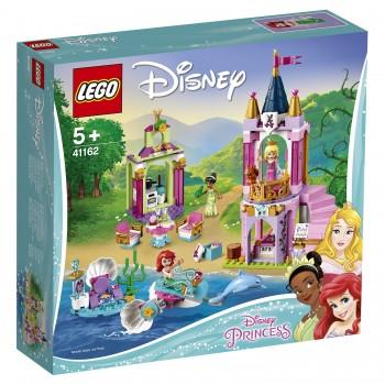 Lego 41162 Королевский праздник Ариэль Авроры и Тианы