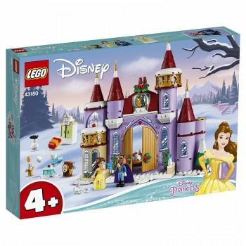 Lego 43180 Зимний праздник в замке Белль