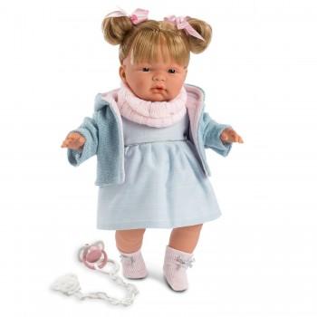 Кукла Llorens Жоэлле интерактивная 38324, 38 см
