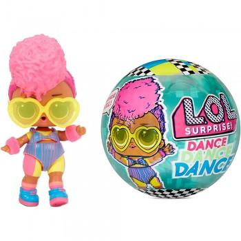 Кукла Lol Surprise Dance Dance Dance