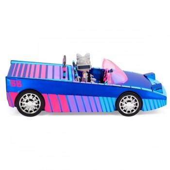 Кабриолет Lol Dance Machine с эксклюзивной куклой Dancebot
