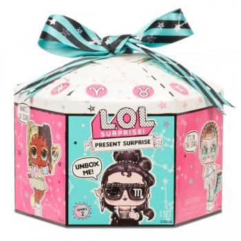 Кукла Lol Present Surprise 2 серия - Лол Знаки зодиака