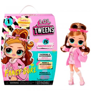 Кукла Lol BTW Be Tweens Fancy Gurl