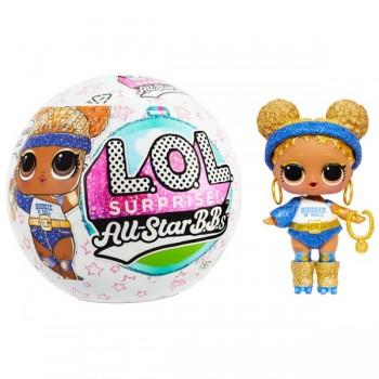Кукла Lol Surprise All-Star BBs Летние игры 4 серия