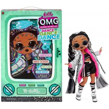 Кукла Lol OMG Dance Dance Dance Би-Герл