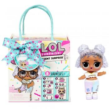 Кукла Lol Present Surprise 3 серия в подарочной коробке