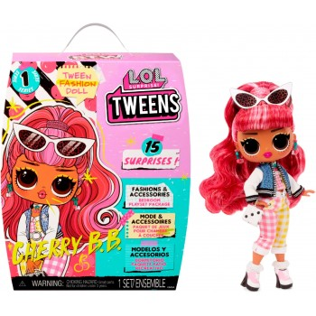 Кукла Lol BTW Be Tweens Cherry BB
