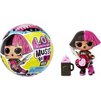 Кукла Lol Remix Rock
