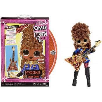 Кукла Lol OMG Remix Rock Ferocious