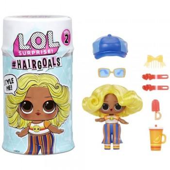 Кукла Лол с волосами - Lol Hairgoals 2 серия