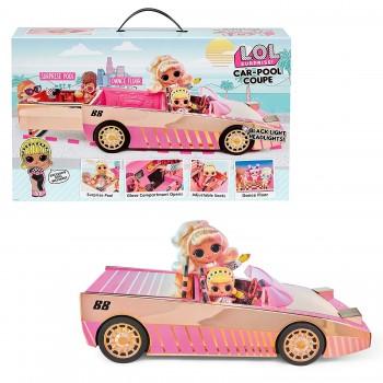 Кабриолет Лол с куклой Lol Car Pool Coupe