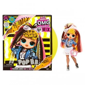 Кукла Lol OMG Remix Pop B B