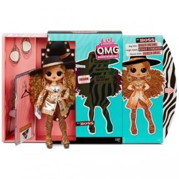 Кукла Lol OMG Da Boss 3 серия