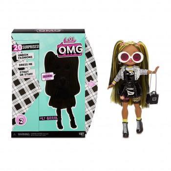 Кукла Lol OMG Fashion Doll Alt Grrrl