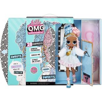 Кукла Lol OMG Sweets 4 серия