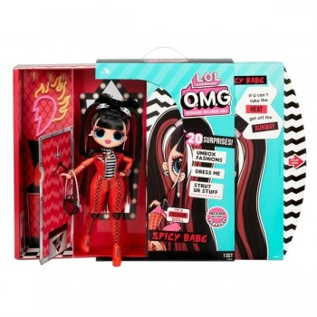 Кукла Lol OMG Spicy Babe 4 серия