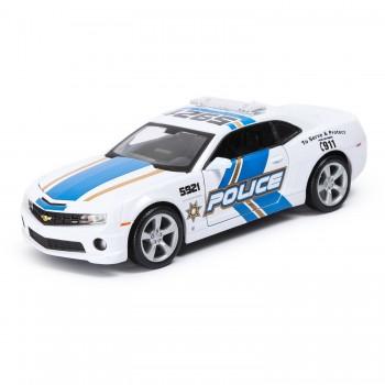 Коллекционная машинка Chevrolet Camaro Rs 2010 Police 1:24 Maisto 31208