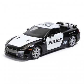 Модель автомобиля Ниссан GT-R (R35) (2009) 1:24 Maisto 32512